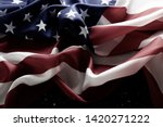 patriotic composition w ... | Shutterstock . vector #1420271222