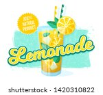lemonade   vector illustration. ... | Shutterstock .eps vector #1420310822