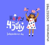 Usa Independence Day July 4th....