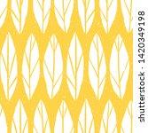 Stylish Seamless Pattern Hand...