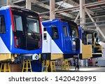 A Four Car Stadler Train...
