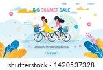 creative landing page offering... | Shutterstock .eps vector #1420537328