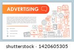 advertising web banner ...