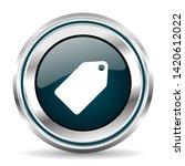 label ticket vector icon....   Shutterstock .eps vector #1420612022
