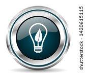 vector icon. chrome border...   Shutterstock .eps vector #1420615115
