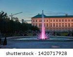 Salzburg  Austria   October...