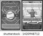 Baseball Sport Championship ...