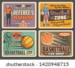 basketball champions league... | Shutterstock .eps vector #1420948715