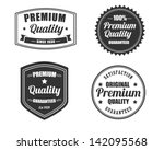 signs 2 | Shutterstock .eps vector #142095568