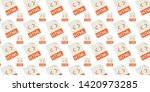 file types icon isolated...   Shutterstock . vector #1420973285