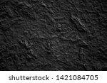 black grunge wall. dark... | Shutterstock . vector #1421084705