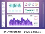 infographic dashboard  admin...
