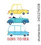 cars vector illustration  for...   Shutterstock .eps vector #1421276528