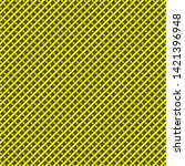 design seamless yellow... | Shutterstock .eps vector #1421396948