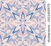 seamless pattern mosaic...   Shutterstock .eps vector #1421405975