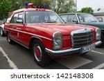 Berlin   May 11  Car Fire...