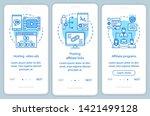 affiliate marketing blue...