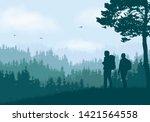realistic illustration of...   Shutterstock .eps vector #1421564558