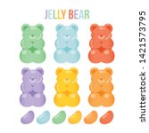 Jelly Bears Fruit Gummy....