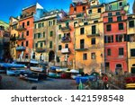 Cinque Terre Italy Morning Boats - Fine Art prints
