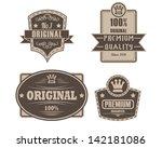 symbol 4 | Shutterstock .eps vector #142181086
