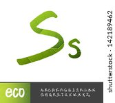 letter s  uppercase and...