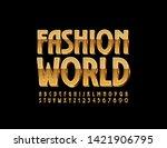 vector premium banner fashion... | Shutterstock .eps vector #1421906795