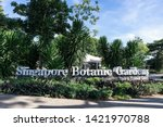 singapore may 22  2019_front... | Shutterstock . vector #1421970788