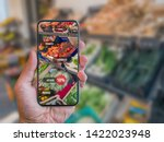 Grocery Shopping App With...