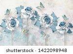 3d Abstract Flower Wallpaper...
