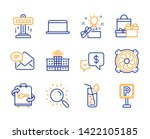 creative idea  payment received ...   Shutterstock .eps vector #1422105185