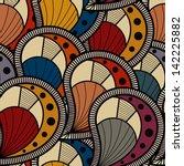 seamless texture | Shutterstock .eps vector #142225882