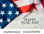 happy usa flag day background....   Shutterstock . vector #1422470492