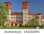 The City Hall of St Augustine. The building also house the Lightner Museum and a shopping arcade.