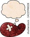 cartoon injured gall bladder...   Shutterstock .eps vector #1422598028