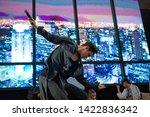 odessa  ukraine june 10  2019 ... | Shutterstock . vector #1422836342