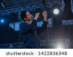 odessa  ukraine june 10  2019 ... | Shutterstock . vector #1422836348