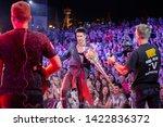 odessa  ukraine june 10  2019 ... | Shutterstock . vector #1422836372