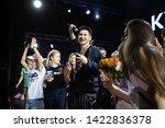 odessa  ukraine june 10  2019 ... | Shutterstock . vector #1422836378