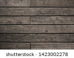 old wooden board. timber texture | Shutterstock . vector #1423002278