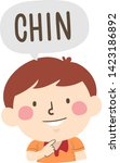 illustration of a kid boy... | Shutterstock .eps vector #1423186892