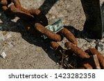 problem of financing the navy.... | Shutterstock . vector #1423282358
