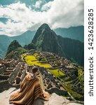 Stock photo peru an amazing country macchu pichu salt mines cusco lima 1423628285