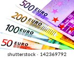 Euro Currency   50 To 500