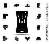 smartphone  flexible  phone...