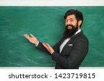 good tutors are often... | Shutterstock . vector #1423719815