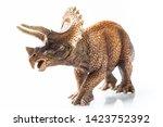Triceratops Plastic Figurine...