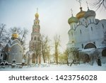 Novodevichy Convent In Winter ...