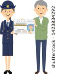 it is an illustration in which... | Shutterstock .eps vector #1423834292