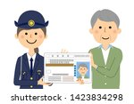 it is an illustration in which... | Shutterstock .eps vector #1423834298